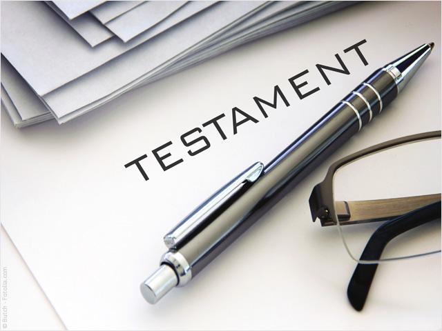 Testamentseroffnung Beim Nachlassgericht Testament Erben De